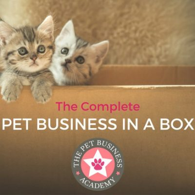 The Complete Pet Biz In A Box 500 x 500 px
